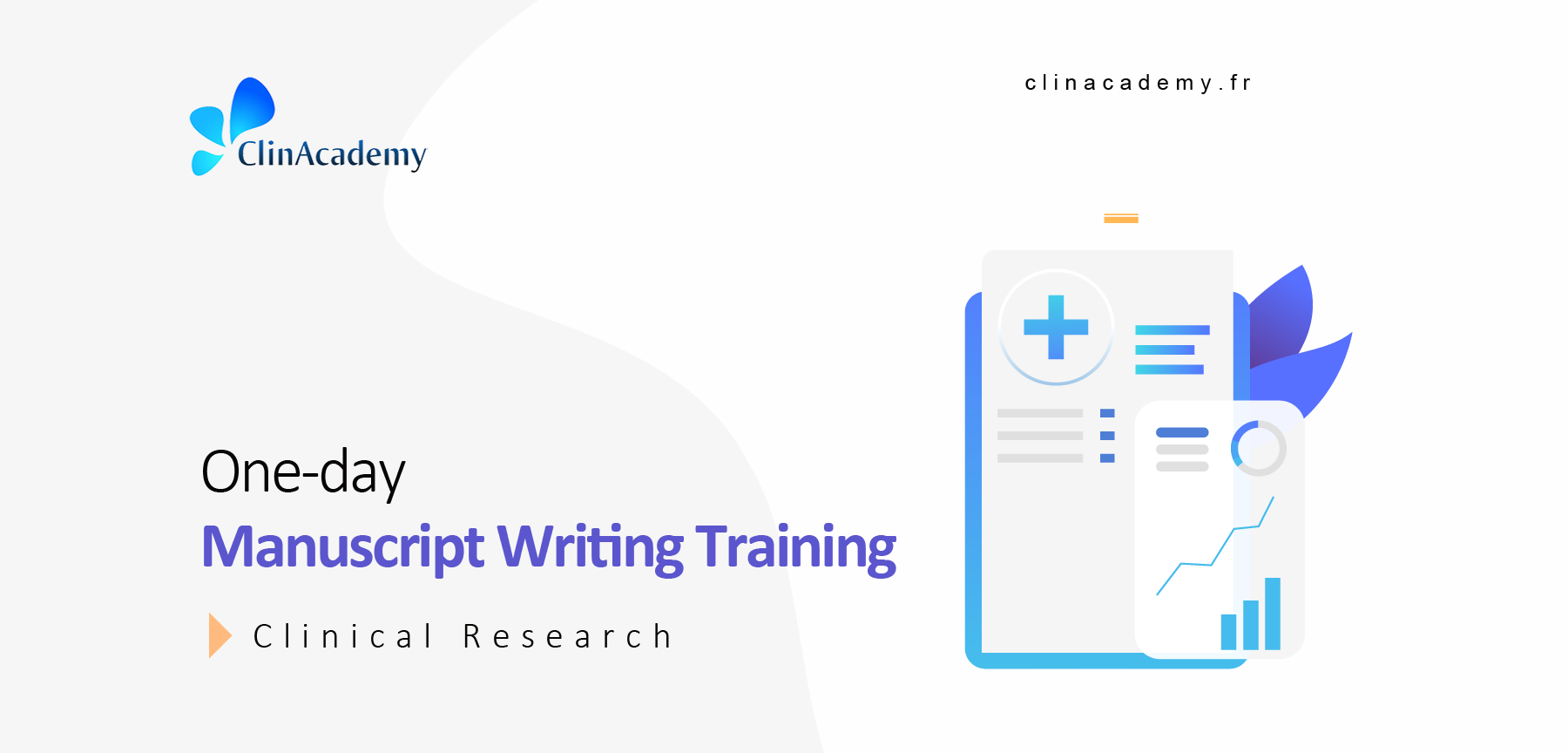 One-day Manuscript Writing Training
