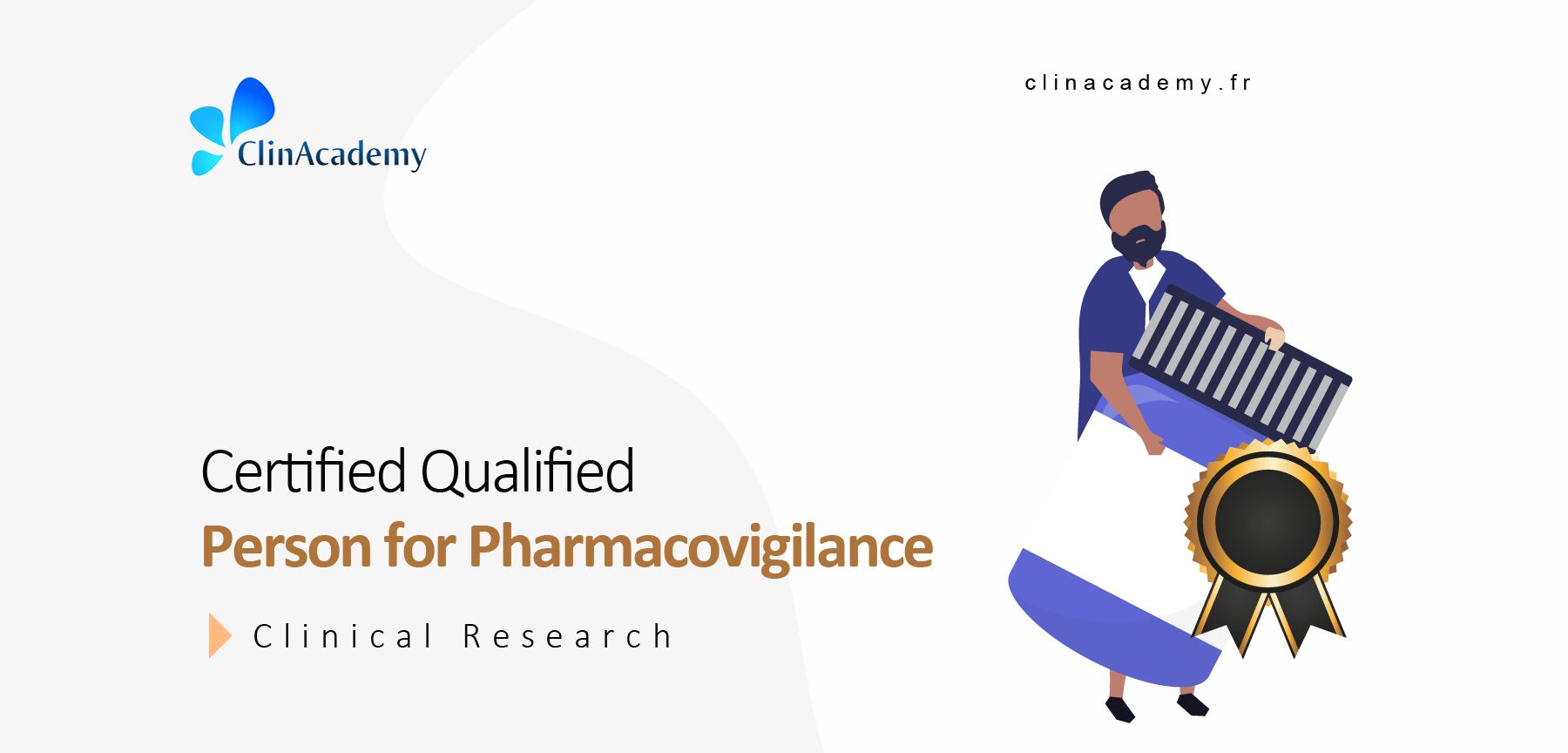Certified Qualified Person for Pharmacovigilance