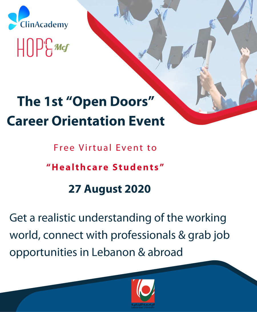 Open Doors Career Orientation