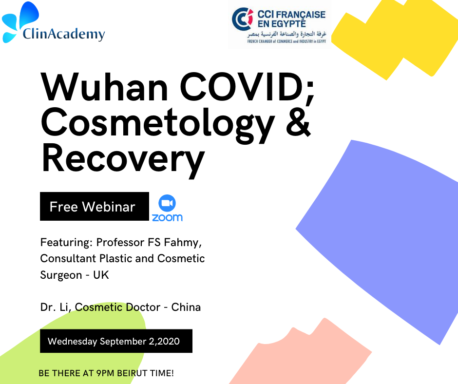 Wuhan COVID; Cosmetology & Recovery