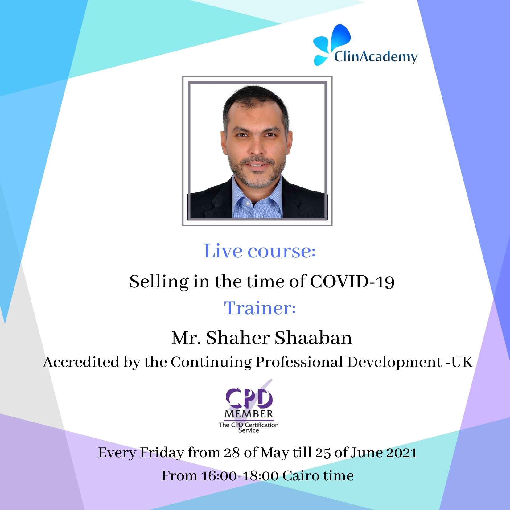 <b>Selling in the time of COVID-19</b>