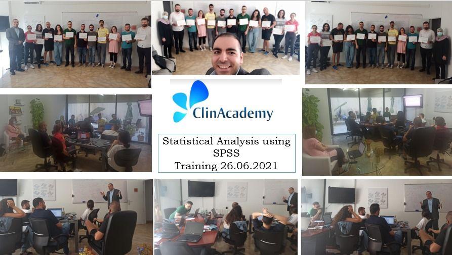 Statistical Analysis Using SPSS Training